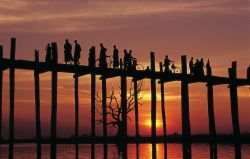 U Bein Bridge 250x160